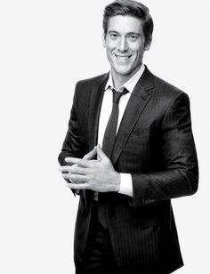 ABC's David Muir: All You Need to Know -  David Muir's Favorite Spotify Playlist: Teen Party. Everything you want to know about ABC's Gen X Walter Cronkite.
