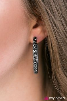 Nobodys Princess Silver earrings