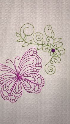 This ancient art of Brazilian embroidery is easy to master and fun to do it. Hand Embroidery Videos, Hand Embroidery Tutorial, Hand Embroidery Flowers, Flower Embroidery Designs, Creative Embroidery, Free Machine Embroidery Designs, Hand Embroidery Stitches, Ribbon Embroidery, Embroidery Art