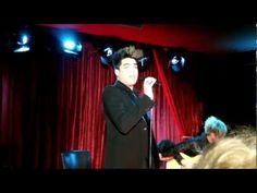 Acoustic Trespassing by Adam Lambert, London Showcase - LOVE the funky beat, powerful vocals & wonderfully empowering lyrics! Salivating for the studio version. Hurry up May 15th! :)