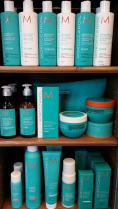 Love your hair with Moroccanoil