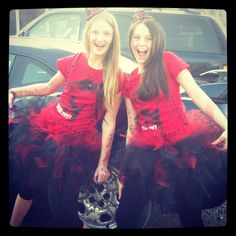 Tutu's for Taylor Swift Red tour.