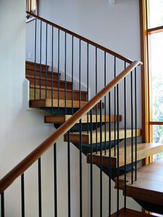 steel railing by Mark Macek