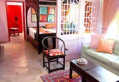A Bangkok un hôtel chic et pas cher pour vivre au rythme des anciennes concessions – The Foxtrotter
