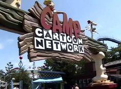 Camp Cartoon Network Six Flags, Cool Cartoons, Amusement Park, Steven Universe, Cartoon Network, Attraction, Movie Tv, Sports, Hs Sports