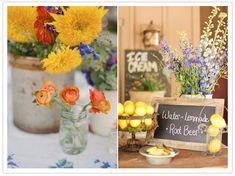 cute table arrangements