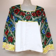 , Ukraine, from Iryna with love Rose Embroidery, Couture Details, Embroidered Clothes, Bell Sleeve Top, Culture, Costumes, Fabric, Pattern, Outfits