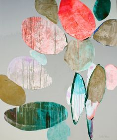 Meredith Pardue is a contemporary American artist based in Austin, TX. Pardue, Abstract Art Painting, Art Painting, Art For Art Sake, Art, Card Art, Watercolour Inspiration, Abstract Art Landscape, Interesting Art