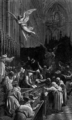 nigra-lux: DORÉ Gustave (1832-1883) Illustration for Ludovico...