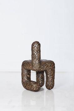 Yang-Kapa-Yang (Anyhow) Patinated bronze 46 x 46 x 86 cm Edition of 3