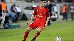 Thomas Meunier ready for Paris Saint-Germain battle with Dani Alves