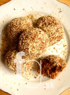 FitnessGuru.sk Acai Berry, Sweet Life, Flan, Raw Food Recipes, Truffle, Cereal, Smoothie, Paleo, Low Carb