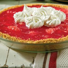 Grapefruit Pie: One of my favorite pies! Sweet, tart, citrus-y deliciousness!