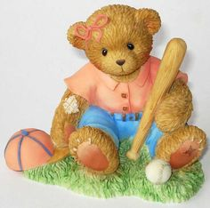 Heidi´s Cherished Teddies Galerie: CALLIE - Friends Are There When You Swing And…