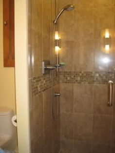 Stand up shower bathroom decorating pinterest stand for Show me pictures of remodeled bathrooms