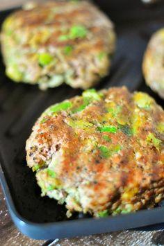Avocado Turkey Burgers – The Love Nerds