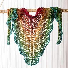 Fl19005m014 Veronika Hug, Scarves, Crochet, Blog, Tops, Women, Fashion, Threading, Tutorials
