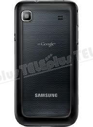 Samsung i9000 Galaxy S Arka Kapak Siyah -  - Price : TL24.90. Buy now at http://www.teleplus.com.tr/index.php/samsung-i9000-galaxy-s-arka-kapak-siyah.html