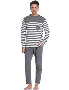 Lacoste Mens Schlafanzug Kurz Pyjama Set