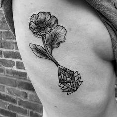 Best Geometric Tattoo - 2017 trend Geometric Tattoo - 150 Most Perfect Geometric Tattoos & Meanings ...