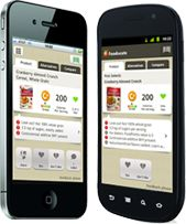 Fooducate is a great app! Grades foods via scans of UPS . . . and tells why foods achieve A through F ratings! Awesome