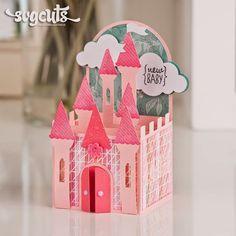 princess castle box - Buscar con Google