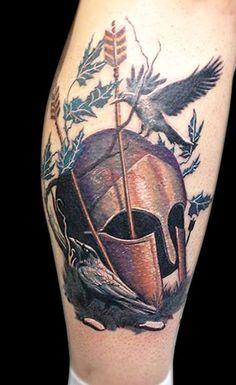 Mask Tattoo by Valentina Ryabova   Tattoo No. 11890