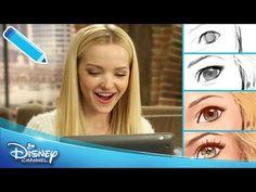 Disney Channel Star Portrait | Dove Cameron | Official Disney Channel UK - YouTube