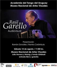Uruguay: Raúl Garello audiovisual