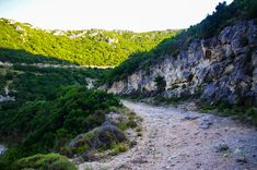 Road towards the Gyri village in the Vrachionas mountain. Olympus, Greece, Mountain, River, Outdoor, Greece Country, Outdoors, Outdoor Games, The Great Outdoors