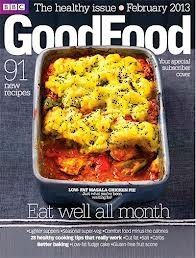 BBC Good Food Magazine, February 2013: The Healthy Issue (searchable index of recipes)