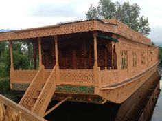 KASHMIR HOUSEBOAT - dream holiday