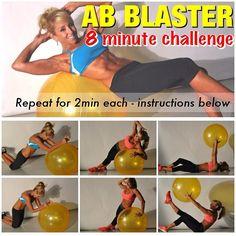 Ab workouts by Chalene Johnson
