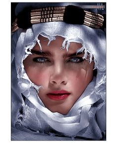 Brooke Shields, Most Beautiful Eyes, Beautiful Hijab, Beautiful Muslim Women, Beautiful Celebrities, Girl Face, Woman Face, Arabian Beauty, Muslim Beauty