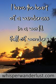 15 Brand New Travel Quotes | Whisper Wanderlust http://whisperwanderlust.com/travel-quotes/
