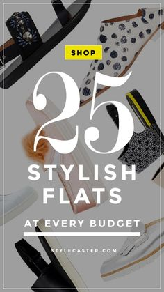 The 25 Best Spring Flats for Every Budget