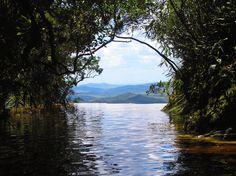 Brasil: as 15 cachoeiras mais bonitas do país - Janela do Céu - (Ibitipoca, Minas Gerais)