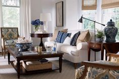 Image of: Ethan Allen British Colonial Furniture