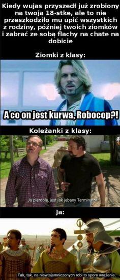 Polish Memes, Haha, Fandoms, Humor, Funny, Anime, Ha Ha, Humour, Funny Photos