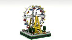 LEGO Ideas - Ferris Wheel