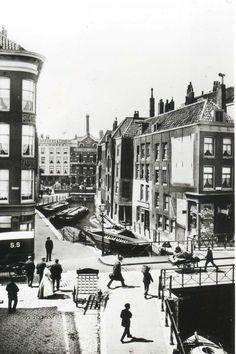 Rotterdam jaren 30: Oppert met Stokviswater