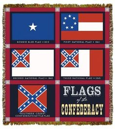 Confederate Flag Tapestry