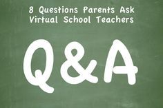 8 Questions Parents Ask Virtual School Teachers. Enter our Pin to Prepare #contest: expi.co/0SJpD