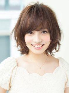 モテヘア 殿堂 - Yahoo!検索(画像) Japanese Short Hair, Japanese Haircut, Girl Short Hair, Short Hair Cuts, Shot Hair Styles, Long Hair Styles, Japan Hairstyle, Messy Haircut, Middle Hair