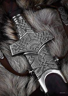 Giovanni's sword.