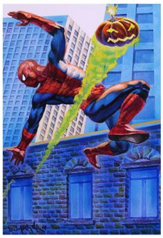 685151943 Spider-man by Dalibor Pehar Marvel Comics Art, Spider Verse, Amazing  Spiderman,