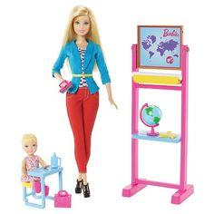 Barbie® Careers Teacher Doll and Playset : Target