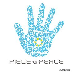 PIECE TO PEACE (USA)  #QRcode designed by SET Japan