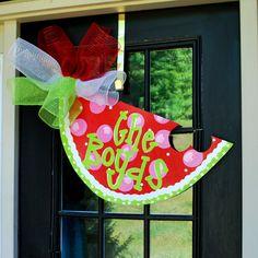 decorative door hangers | Like this item?