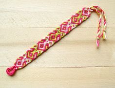 Multicolor Braided bracelets Handmade adjustable by NittoMiton